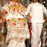 "Dancers share the wonder of ""La Jarana"" in Merida's Centro"