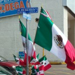It is not too late to pick up a Mexican flag to celebrate Independence Day